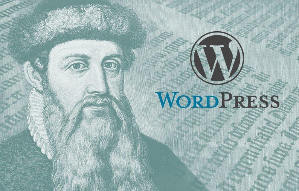 WordPress Gutenberg sisältöeditori