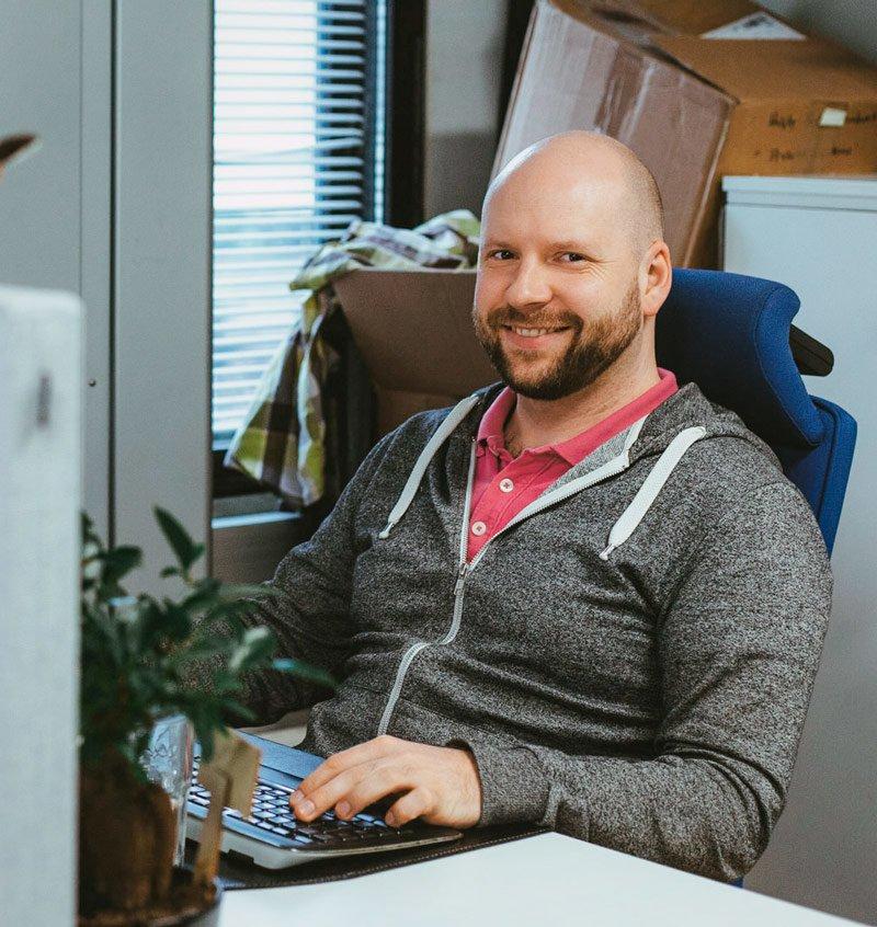 Tuomo Aura, Toimitusjohtaja
