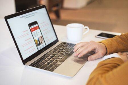 Computer and website